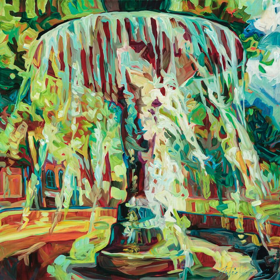 Gore Fountain