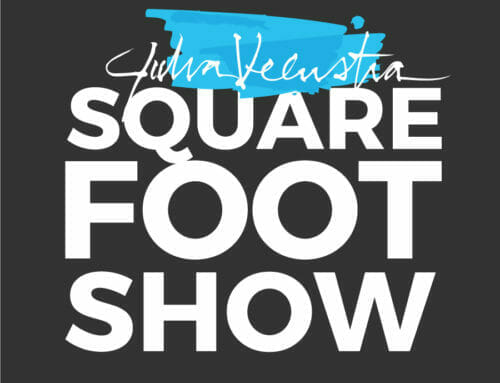 My Annual Square Foot Show